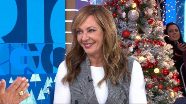 VIDEO: Allison Janney opens up about 'I, Tonya' (ABCNews.com)