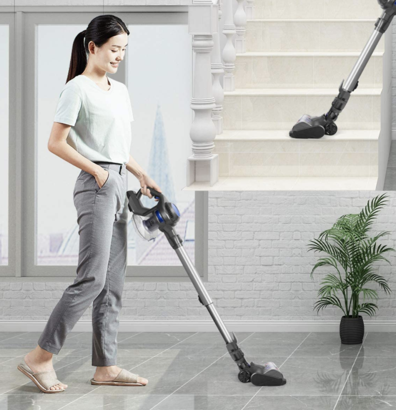 Save $56 on the top-rated vacuum. (Photo: Amazon)