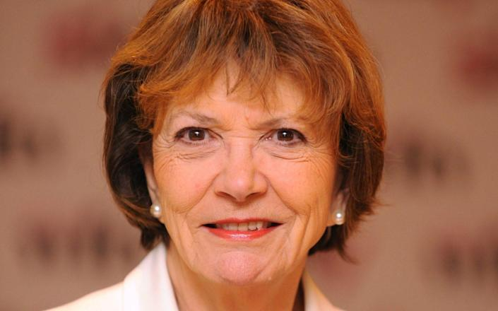 Baroness Joan Bakewell: There was no point in reporting harassment to BBC bosses, they were doing it too - Dominic Lipinski