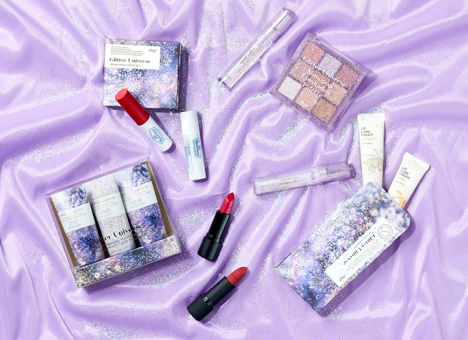 TheFaceShop 2020 Christmas collection. (PHOTO: TheFaceShop)
