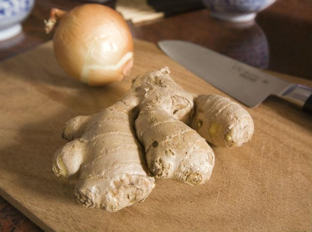 <b>Ginger:</b> If too much fatty food or alcohol has caused problems for your digestive system, it may be worthwhile adding some ginger to your diet. Ginger is not only great for reducing feelings of nausea, but it can help improve digestion, beat bloating and reduce gas. In addition to this, ginger is high in antioxidants and is good for boosting the immune system. To give your digestion a helping hand, try sipping on ginger tea or adding some freshly grated ginger to a fruit or vegetable juice.