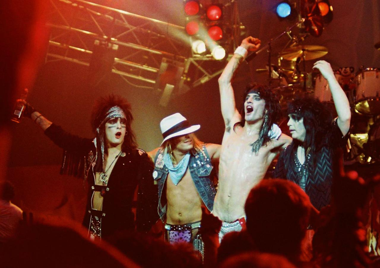 "<p>Who partied harder than Mötley Crüe in the '80s? No one. Just ask them. Much of the debauchery of Tommy Lee, Vince Neil, Nikki Sixx, and Mick Mars—the trashed hotel rooms, the even more trashed celebrity friends (Ozzy Osborne, most memorably), the truckloads of drugs—was recounted in one of the most notorious rock n' roll tell-alls ever: <em><a href=""https://www.amazon.com/Dirt-Confessions-Worlds-Most-Notorious/dp/0060989157"" target=""_blank"">The Dirt</a></em>. Written by<em></em> all of the band members and journalist Neil Strauss and released in 2001, it's an ode to being obliterated that exists almost without precedent. With the release of Netflix's <a href=""https://www.esquire.com/entertainment/movies/a26910855/the-dirt-motley-crue-netflix-review/"" target=""_blank"">adaptation of the same name</a>, we take a look back at the group.  </p>"