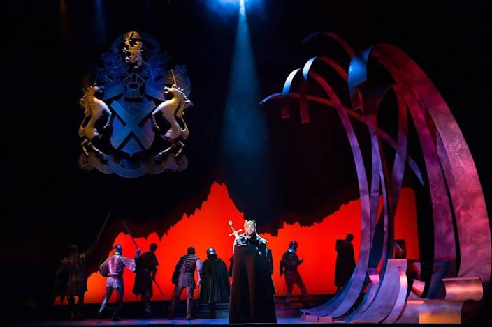 Actors Playhouse will off an hour-long, song-driven version of 'Camelot' in October 2020.