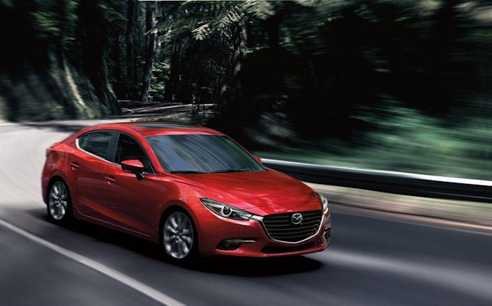 <p>Why we like it: It's great to drive. Okay, we bent the rules of this list to include the Mazda 3. The all-new 2019 model will officially go on sale in March, and its price is going up by several thousand bucks, so it won't be on this list. Suggestion: Score yourself a 2018 Sport sedan with the manual gearbox. The company's relentless focus on driving pleasure isn't marketing hype: No other car in this price range steers and handles like the 3. The rev-happy four-cylinder, precise six-speed manual, and a cabin with premium levels of fit and finish make the 3 an easy choice.</p>