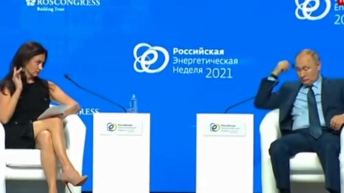 , Putin Says American Reporter Is Too 'Beautiful' to Understand His Very Clever Point, The Evepost National News