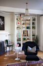 """<p>A little architectural molding brings a refined sensibility to the shelves. The addition of the rolling ladder furthers the library look.</p><p>See more at <a href=""""http://www.themakerista.com/2015/02/lauras-living-room-ikea-billy.html"""" rel=""""nofollow noopener"""" target=""""_blank"""" data-ylk=""""slk:The Makerista"""" class=""""link rapid-noclick-resp"""">The Makerista</a>.</p><p><a class=""""link rapid-noclick-resp"""" href=""""https://go.redirectingat.com?id=74968X1596630&url=https%3A%2F%2Fwww.wayfair.com%2Fstorage-organization%2Fpdp%2Fquiet-glide-9-wood-rolling-ladder-with-375-lb-load-capacity-qgli1048.html%3FPiID%255B%255D%3D22441466%26source%3Dhotdeals&sref=https%3A%2F%2Fwww.bestproducts.com%2Fhome%2Fg29514474%2Fbest-ikea-hacks%2F"""" rel=""""nofollow noopener"""" target=""""_blank"""" data-ylk=""""slk:BUY NOW"""">BUY NOW</a> <strong><em>Rolling Ladder, $360, wayfair.com</em></strong></p>"""