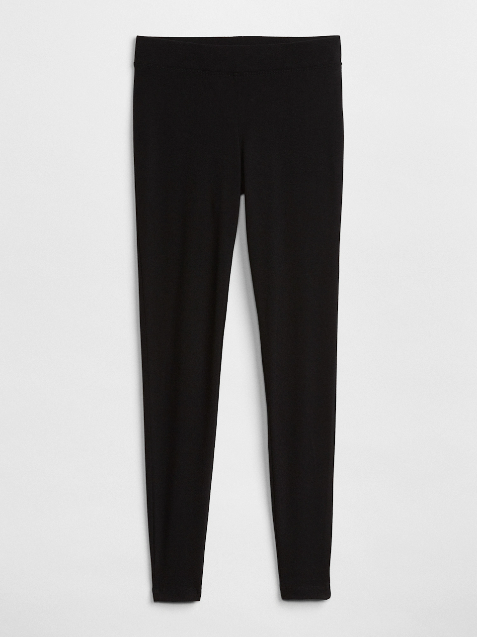"""<strong><h3>Gap: The Lounge Legging</h3></strong> <br>Looking for a pair of leggings that are as basic as they come? Look no further. This tried and true Gap pair will have you buying more than one so you can keep them in constant rotation.<br><br><strong>The hype:</strong> 4.5 out of 5 stars and 567 reviews on Gap<br><br><strong>What they're saying:</strong> """"I own 5 pairs of these. Two are in constant rotation and three are back ups because I'm afraid Gap will stop making them. They are quite long which is no problem because I always wear them inside boots. I find they fit large overall side I sized down. I take care not to wash them with anything cotton or light colored, and I *try* to hang them to dry after putting them through the machine. They are holding up very well. I highly recommend them as a basic sytle [sic] but really good legging."""" - MsdotQ, Gap Review<br><br><strong>Gap</strong> Basic Leggings, $, available at <a href=""""https://www.gap.com/browse/product.do?cid=1088813&pcid=1011761&vid=1&pid=905272012"""" rel=""""nofollow noopener"""" target=""""_blank"""" data-ylk=""""slk:Gap"""" class=""""link rapid-noclick-resp"""">Gap</a><br><br><br><br><br>"""
