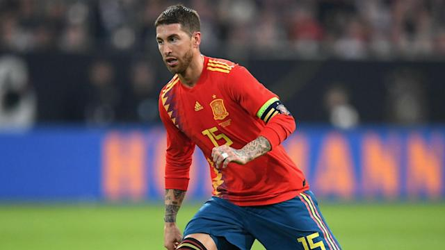 A 1-1 draw with the World Cup holders has been hailed by the Real Madrid defender as a sign of La Roja's growth