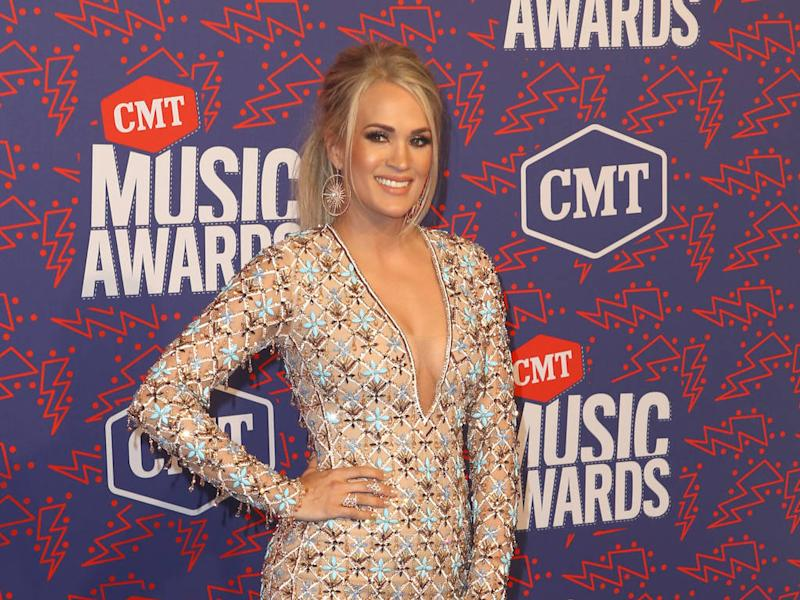 Carrie Underwood: 'My critics motivated me to get fit'