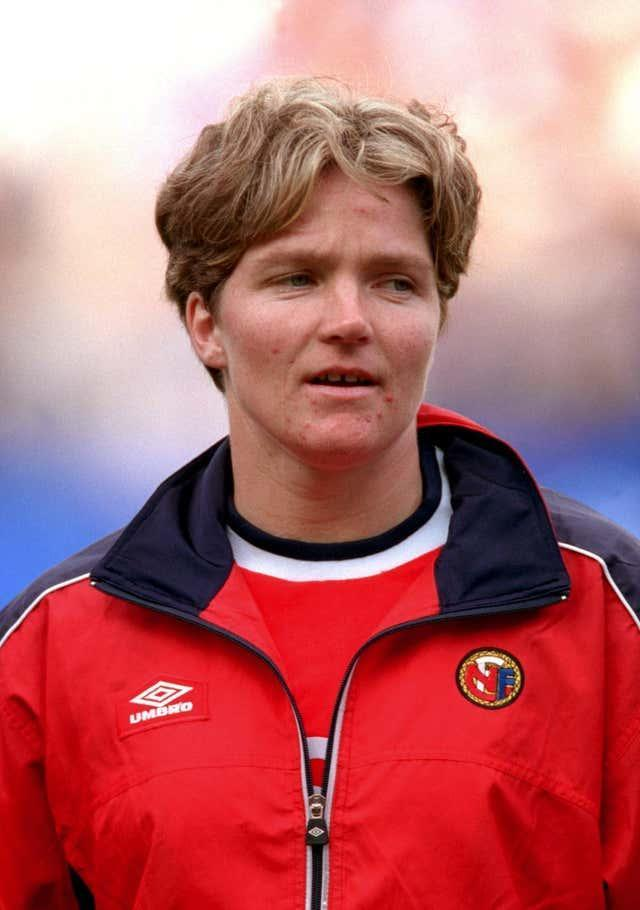 Riise won the World Cup, European Championship and Olympic gold with Norway as a player (Jon Buckle/PA).