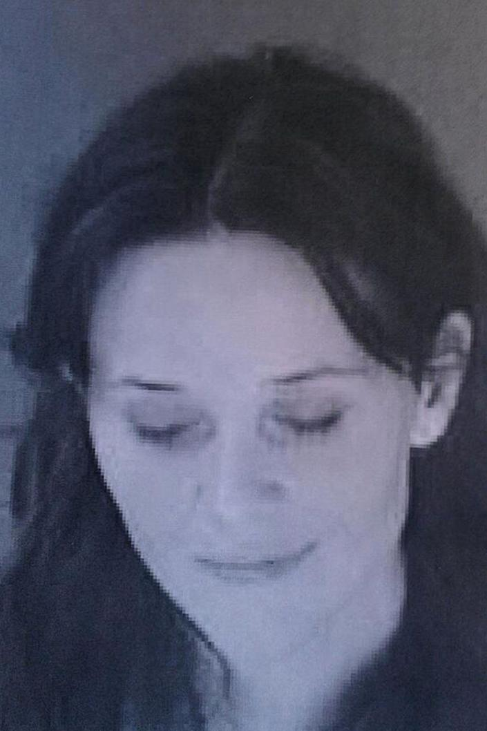 Mugshot of Reese Witherspoon after she was reportedly arrested and jailed in Atlanta for disorderly conduct.