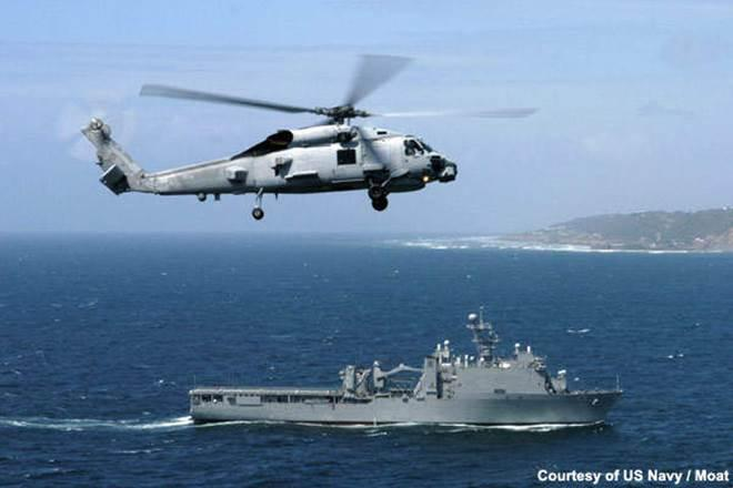 US, LoA, India, 24 MH 60R, Seahawk maritime helicopters, indian navy, Seahawk, US Government, Indo-Pacific Region, Donald Trump, India Ocean, defence news
