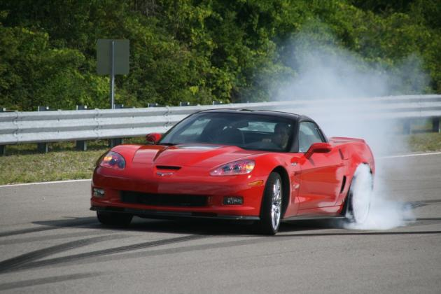 Gas-guzzling offenders include SUVs and sports cars like the Chevrolet Corvette ZR1.