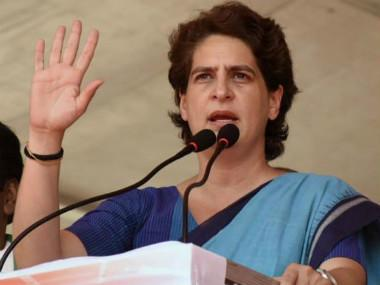 Priyanka Gandhi to soon take charge of Uttar Pradesh Congress to revamp state unit ahead of 2022 Assembly polls, say sources