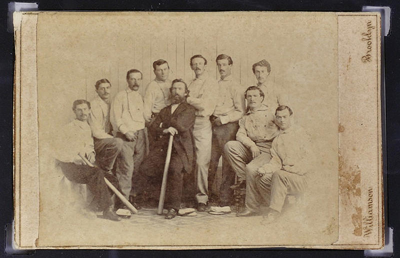 1865 baseball card found in Maine to be auctioned