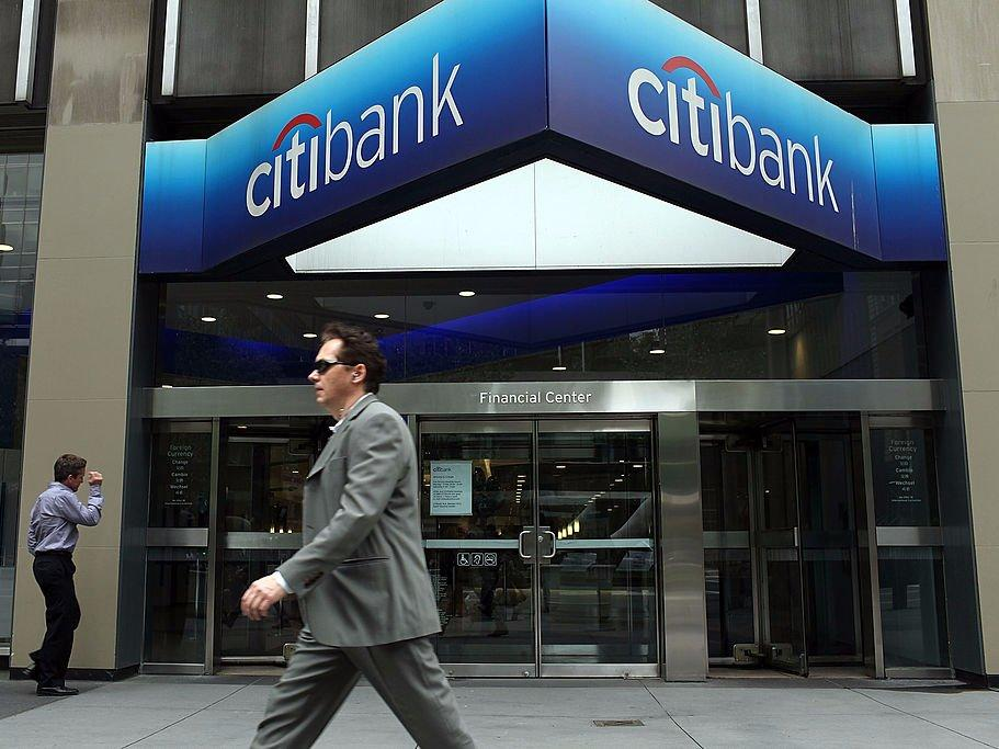 Citigroup is losing one of its three co-heads of M&A (C)