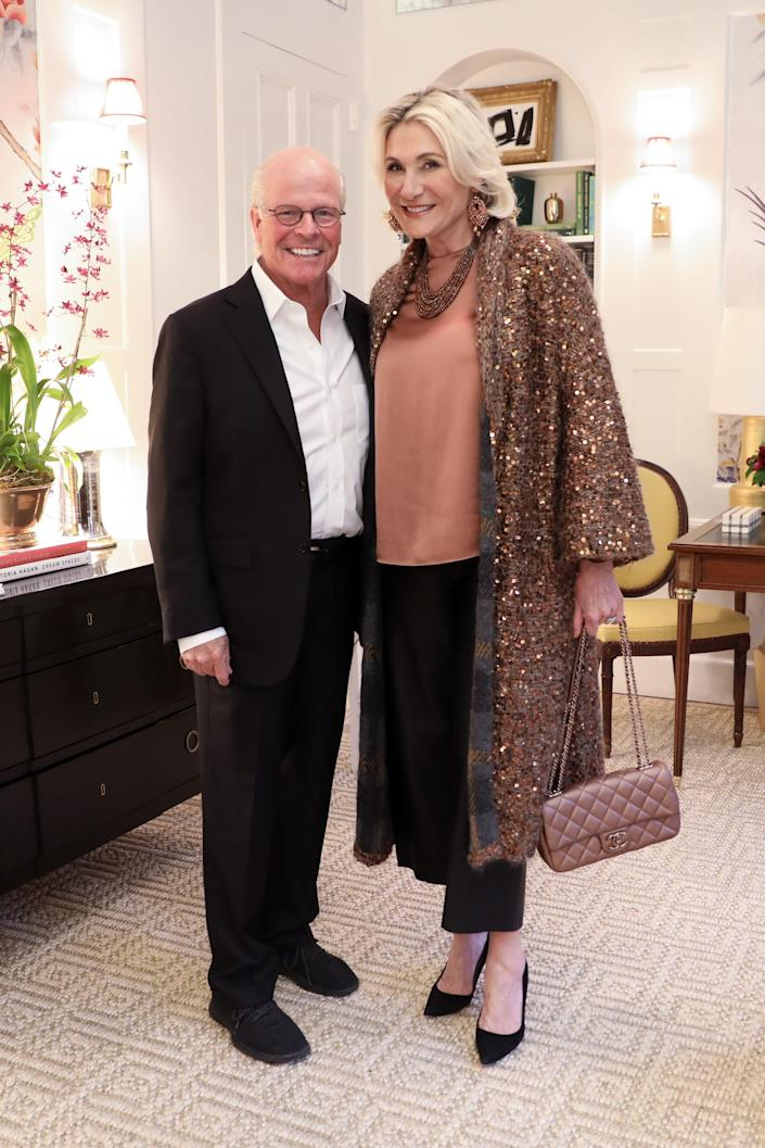 Kips Bay Decorator Show House Opens with a Packed Viewing Party