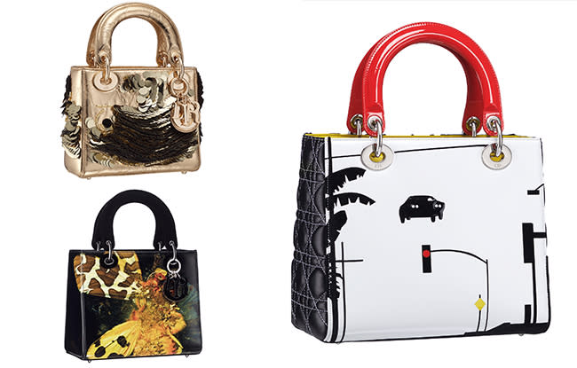 f0aebfcddf78 Dior Is Reinventing the Bag Made Famous by Princess Diana