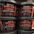 <p>Who knew butter could get even better? Imagine putting a heap of Brown Sugar & Cinnamon Butter Spread on a bagel or sweet potato.</p>