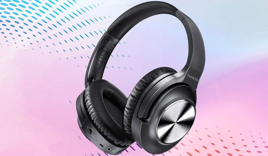 High-performance headphones on a budget: this Vankyo noise-canceling pair truly delivers, and it's 72 percent off. (Photo: Walmart)