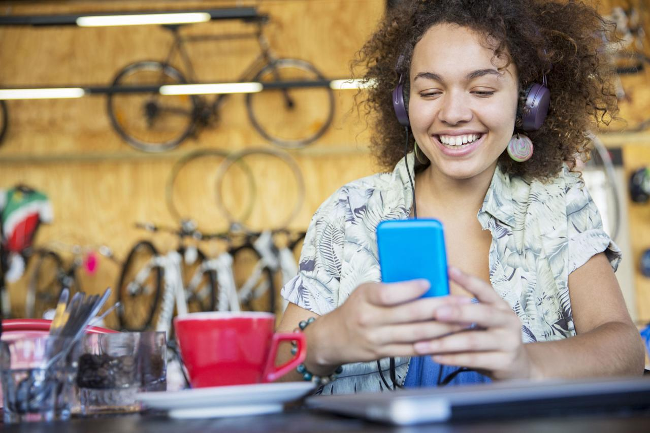 <p>That smartphone of yours just keeps getting smarter and smarter. </p>