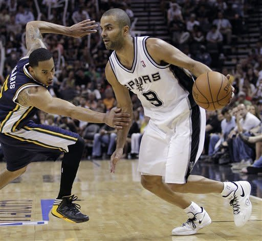 Jazz-Spurs Preview