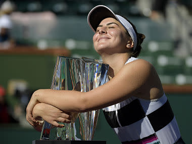 Wimbledon 2019: Canada's Bianca Andreescu to miss grass court Slam as she recovers from shoulder injury