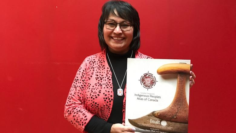 Atlas of Canada created by Indigenous people coming soon