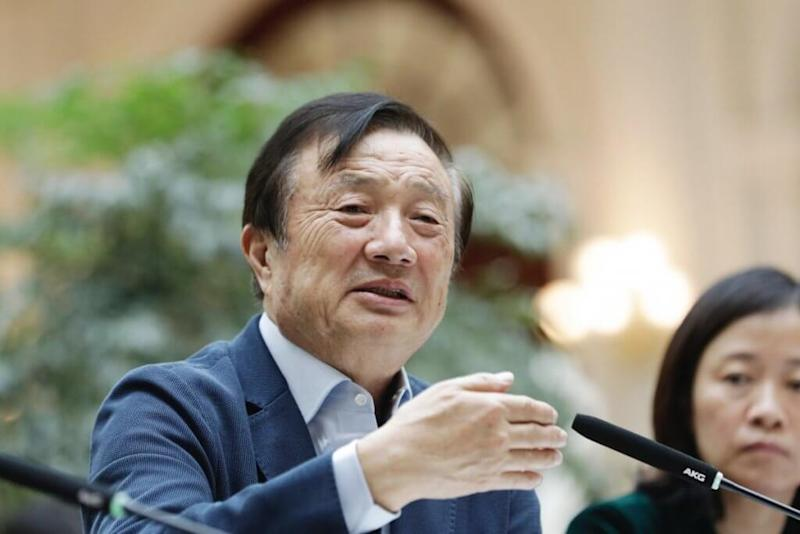 Huawei CEO believes China can beat Libra to launch native crypto