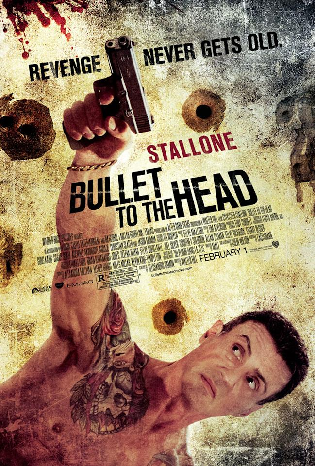 "Sylverster Stallone stars in Warner Bros. Pictures' ""Bullet to the Head"" - 2013"