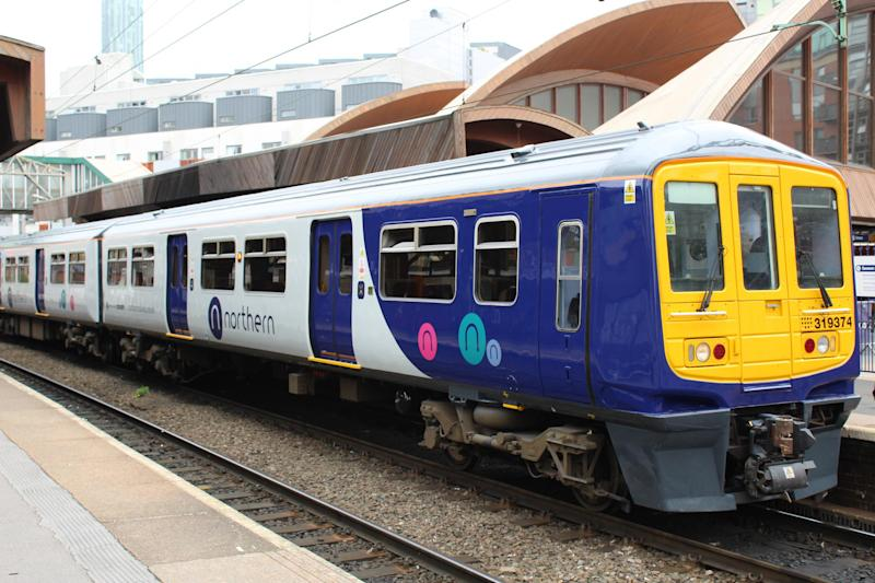 Northern Rail train: istock/Getty Images