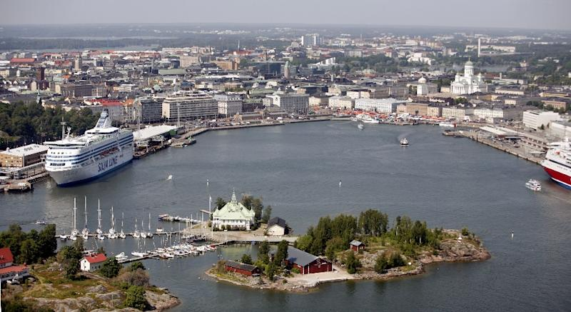 Finnish officials said 4,000 microbecquerels of the radioactive isotope caesium-137 per cubic metre of air were detected between March 3 and 4 over Helsinki