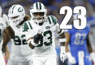 <p>They looked good in every way against the Lions, and Gang Green is worth watching the next few weeks to see if Monday night was a sign of things to come. (Jamal Adams) </p>