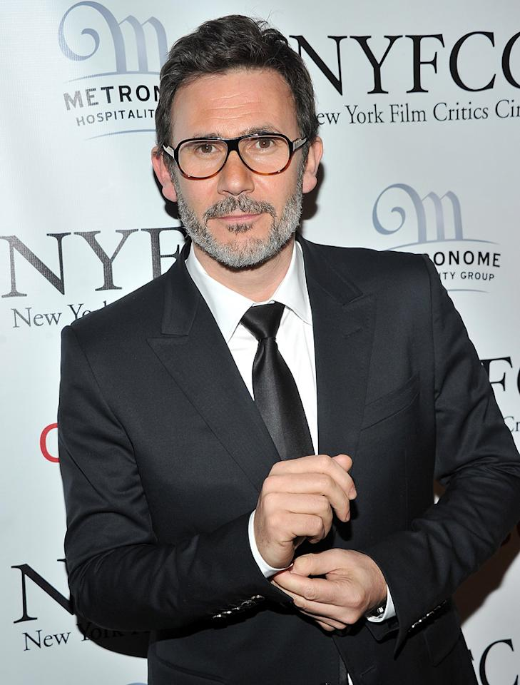 "<a href=""http://movies.yahoo.com/movie/contributor/1808495302"">Michel Hazanavicius</a> at the 2011 New York Film Critics Circle Awards in New York City on January 9, 2012."