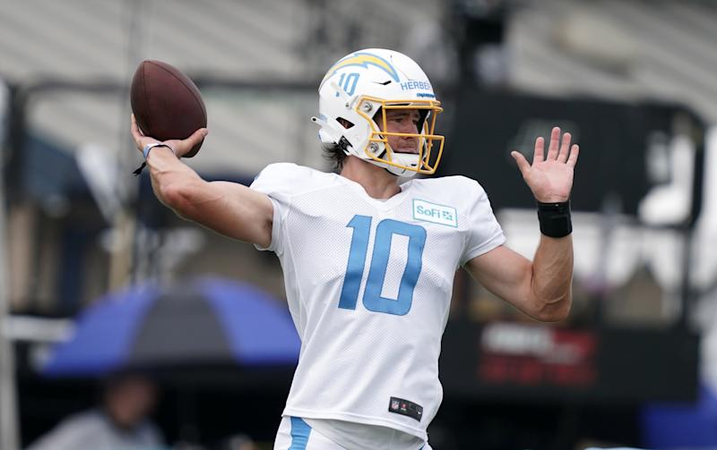 Justin Herbert gets his first NFL start for the Los Angeles Chargers