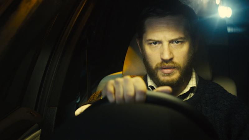 Tom Hardy in 'Locke' (A24)