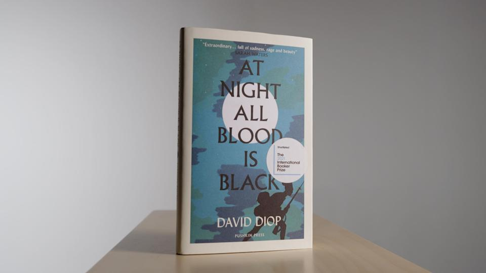 At Night All Blood Is Black tells the story of a Senegalese soldier fighting for France (International Booker Prize/PA)