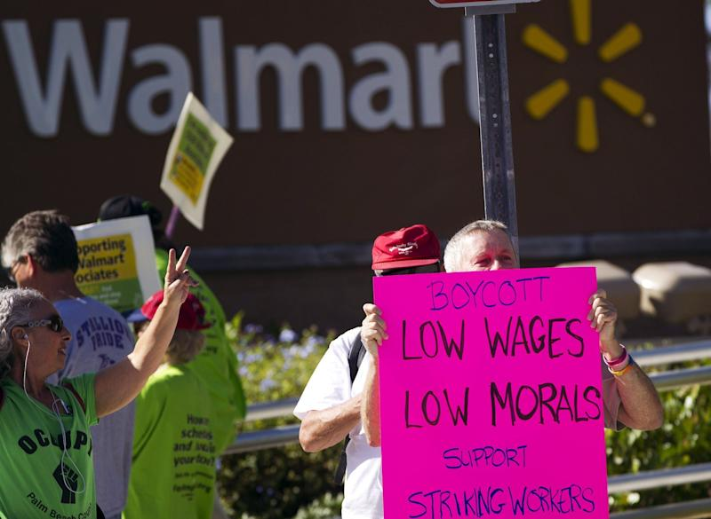 "Seventy-three percent of Americans support <a href=""http://nelp.3cdn.net/0be1c6315f2430afa6_arm6bq9wu.pdf"">raising the minimum wage</a> to $10 per hour and indexing it to inflation, according to a recent poll."