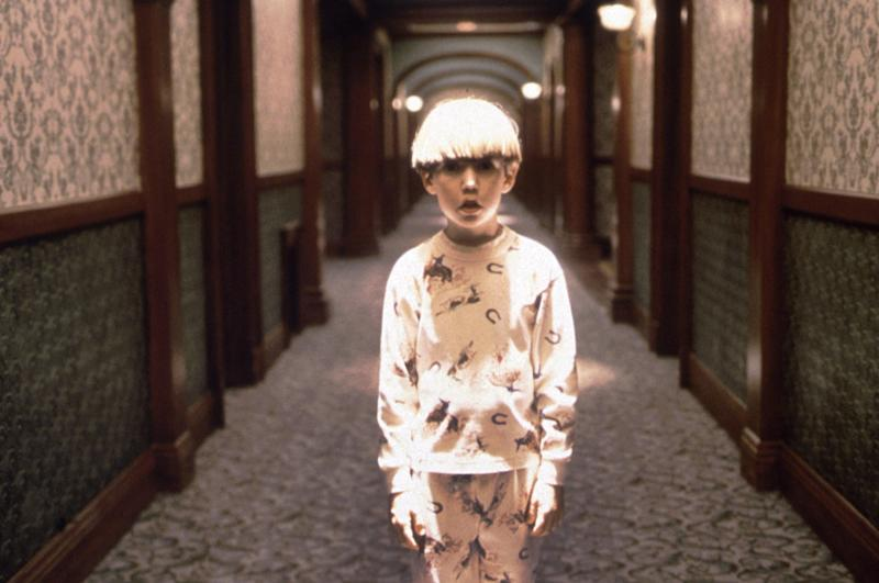 Courtland Mead plays Danny Torrance in the miniseries version of 'The Shining' (Photo: Warner Bros. Television / Courtesy: Everett Collection)
