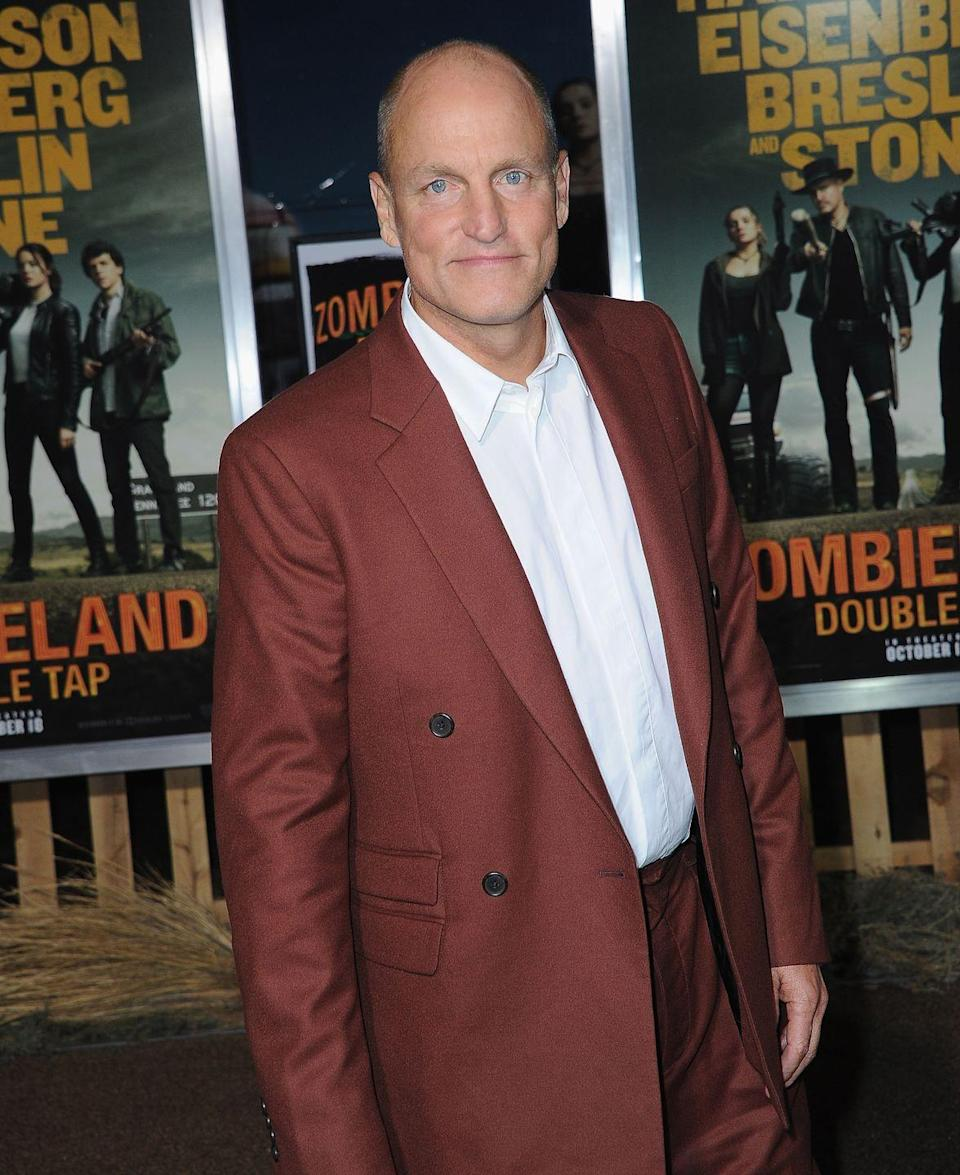 """<p>It's not surprising that Woody Harrelson was in a fraternity back in the day. Pre-Hollywood, Harrelson was in <a href=""""https://www.facebook.com/sigmachi/posts/when-significant-sig-woody-harrelson-hanover-1983-makes-a-surprise-appearance-at/10156319419402568/"""" rel=""""nofollow noopener"""" target=""""_blank"""" data-ylk=""""slk:Sigma Chi"""" class=""""link rapid-noclick-resp"""">Sigma Chi</a> at his alma mater, Hanover University. </p>"""