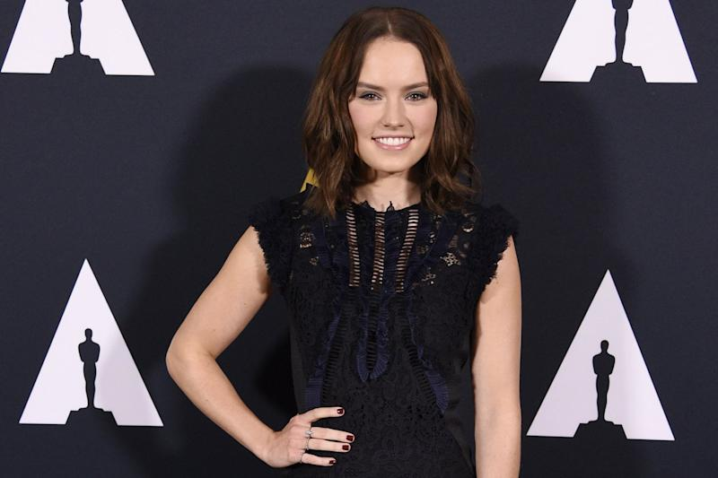 'Unhealthy': Daisy Ridley has quit social media: Chris Pizzello/Invision/AP