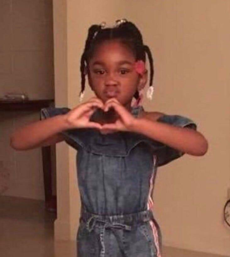 South Carolina police find remains of 5-year-old girl missing since August in landfill