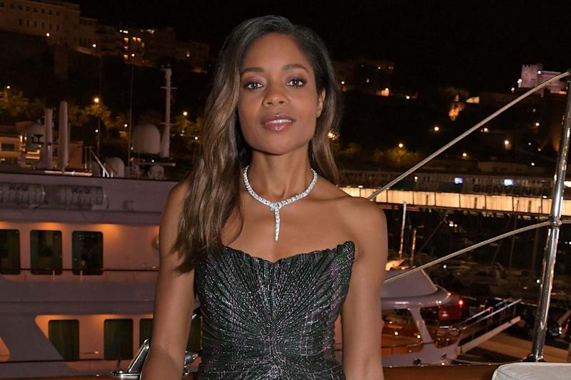 Naomie Harris's stalker hell: Bond actress 'petrified' after obsessed farm labourer targets her home