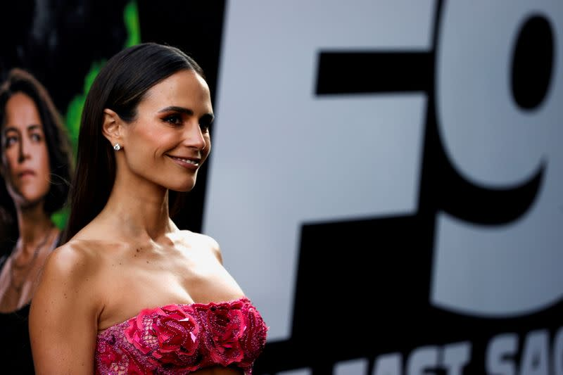 """FILE PHOTO: World premiere of the movie """"F9: The Fast Saga"""" in Los Angeles"""