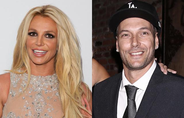 Britney Spears and Kevin Federline (Photo: Getty Images)