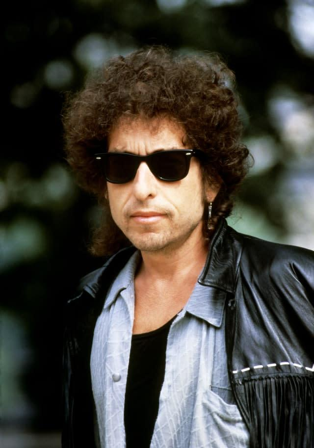 Bob Willis was a devoted fan of Bob Dylan and added 'Dylan' to his name by deed poll as a teenager (PA).