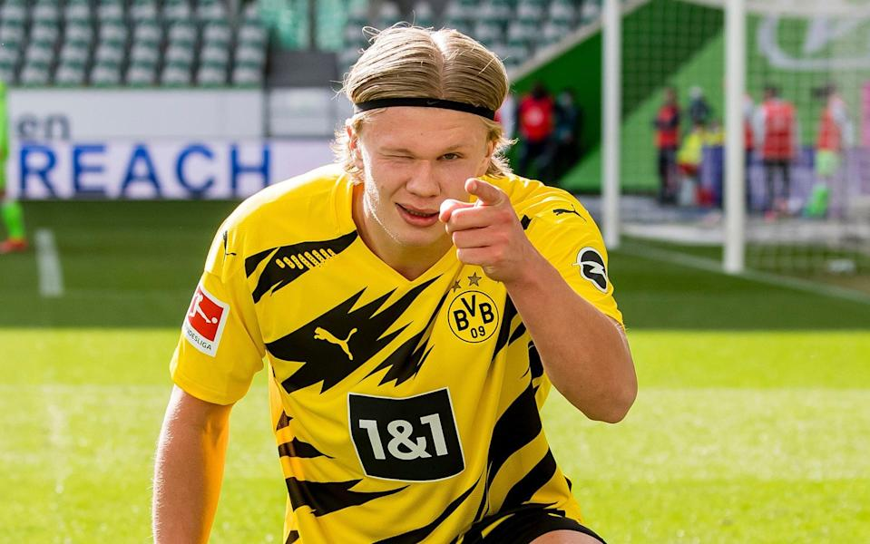 Bayern Munich could move for Erling Haaland in the summer - Getty Images