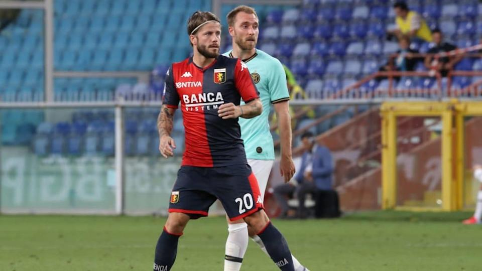 Genoa CFC v FC Internazionale - Serie A | Jonathan Moscrop/Getty Images
