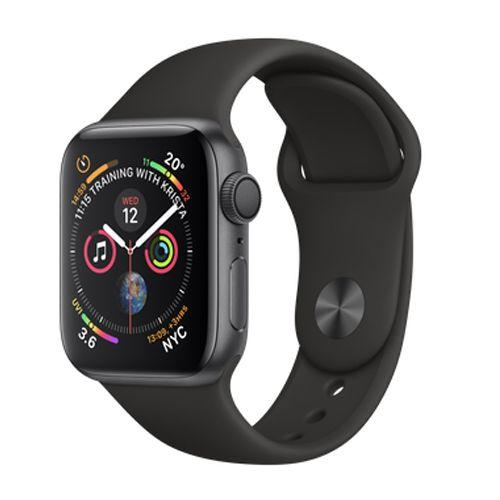 "<p><a class=""body-btn-link"" href=""https://www.apple.com/uk/shop/buy-watch/apple-watch/40mm-gps-space-grey-aluminium-black-sport-band"" target=""_blank"">SHOP</a></p><p><strong>Best For: </strong>iPhone Purists<strong></strong><br></p><p>The Apple Watch. Also known as patient zero. As the Church of Jobs swooned, Switzerland shuddered - and with good reason. This game-changing smartwatch sold a staggering 15 million units upon its release.</p><p>So why the popularity? Well, it's Apple for a start. But there's merit behind the marketing, with the Series 4 boasting multiple vital sensors, a robust operating system and customisation options with the likes of Hermès - all of which is a huge improvement since the first generation of 2015.</p><p><em>Apple Watch Series 40mm, £399, <a href=""https://www.apple.com/uk/shop/buy-watch/apple-watch/40mm-gps-space-grey-aluminium-black-sport-band"" target=""_blank"">apple.com</a></em></p>"