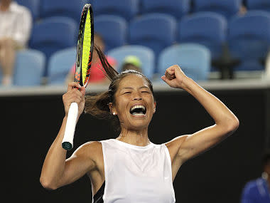Stuttgart Open: Hsieh Su-Wei fights back against China's Wang Qiang to set up second-round clash with Naomi Osaka
